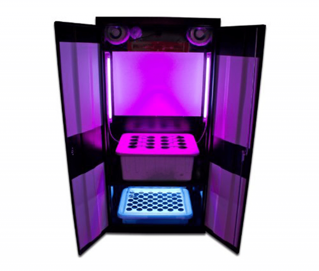 Supercloset Grow Box LED Deluxe-1