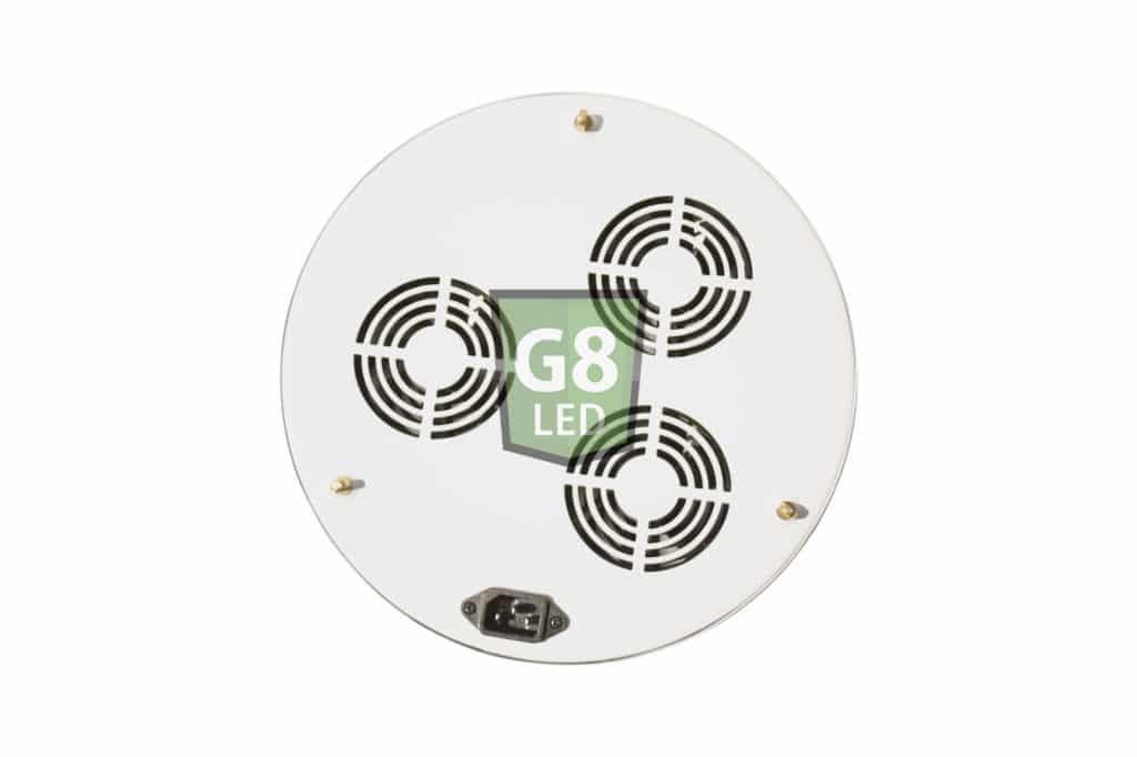 DormGrow G8LED 450 Watt Veg and Flower plus 90W Flower Booster kit