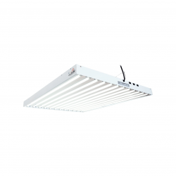Image of Hydrofarm Agrobrite T5 grow light used in the review best t5 grow lights