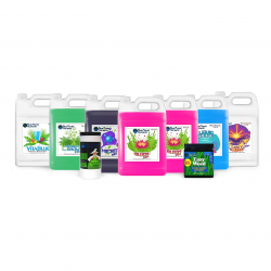 Blue Planet Nutrients Elite High Yield Deluxe Kit Gallon