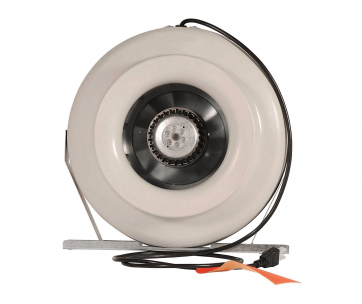Image of inline fan used for quietest inline fans review