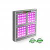 Image of Mars Hydro full spectrum LED light used in a review best full spectrum LED grow lights