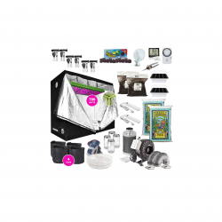TheBudGrower Grow Tent Kit 1