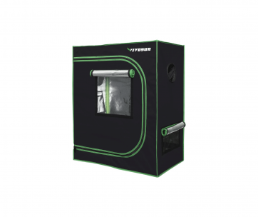 Image of grow tent used for best grow tents review